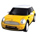E3D Mini Cooper - Yellow