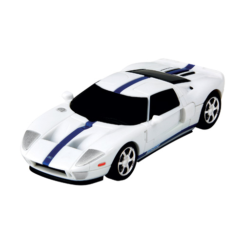 E3D Ford GT blanco