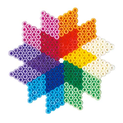 Blister placa/pegboard hexagonal